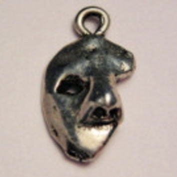 Phantom Of The Opera Mask Charm Genuine American Pewter Charm