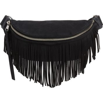 Rebecca Minkoff Bree Fringed Belt Bag | Nordstrom