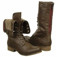Women's Madden Girl  Geirard Brown Shoes.com