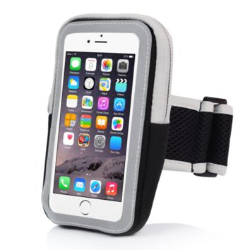 iPhone 6 Armband,iPhone 6S Sports Armband- Badalink Running Cell Phone Holder Ca