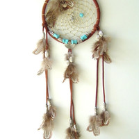 Lizard Waters 5-inch Native American Inspired DreamCatcher Custom : Coupon Code-XMASFREESHIP
