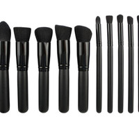 10-pcs Professional Fashion Hot Sale Brush [6050183809]