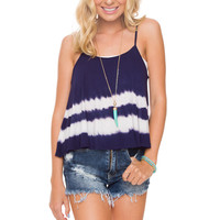 Northern Lights Top - Navy