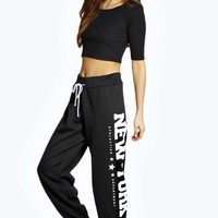 Roxie NYC FLeece Joggers