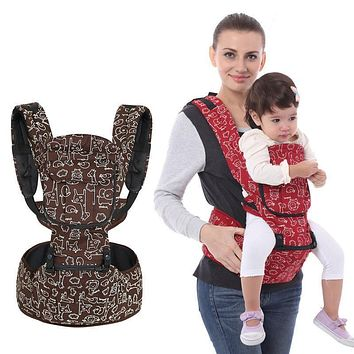 Hot Face to Face Baby Carrier Baby Hipseat Sling Front Infant Baby Carrier Infant Baby Wraps Kids Waist Stool BD35