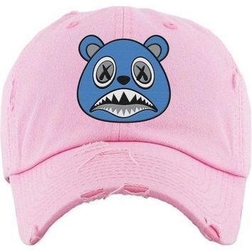 UNC BAWS Light Pink Dad Hat