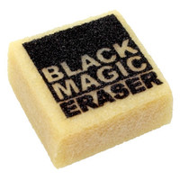 Black Magic Eraser Skate Grip Tape Cleaner
