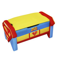 Superman Icon Toy Box