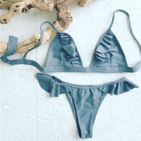 New Arrival Summer Swimsuit Hot Beach Lace Swimwear Ladies Sexy Bikini [11019724239]