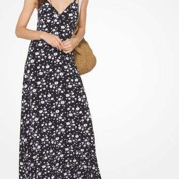 Floral Maxi Dress | Michael Kors