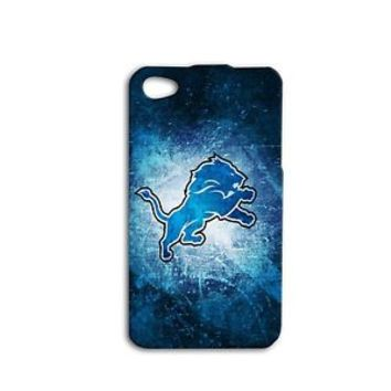 Detroit Lions Cool Football Phone Case Cute Cover iPhone iPod  Blue Custom Sport