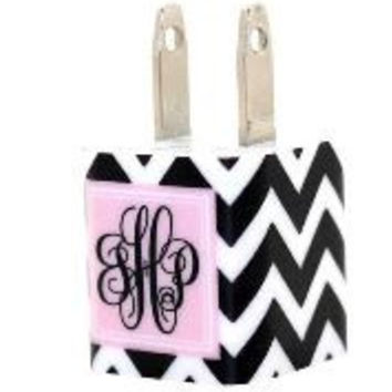Monogram Chargers and Power Banks - Chevron Collection