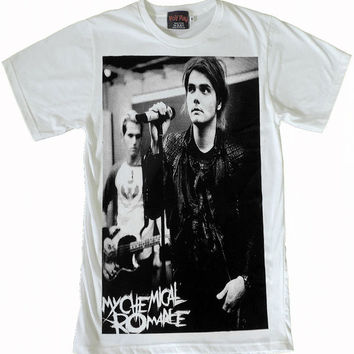 my chemical romance T-Shirt Size S to XL