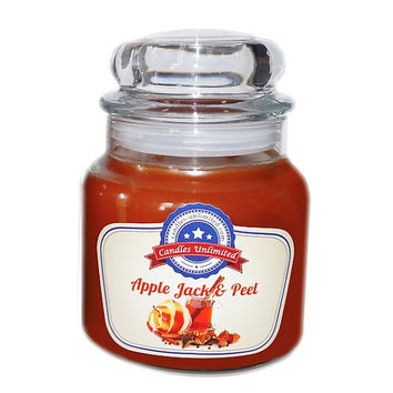 Apple Jack & Peel - Soy Blend Container Scented Candles