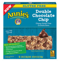 Chewy Gluten Free Double Chocolate Chip Granola Bars - 4.9 oz each