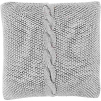 Genevieve Pillow ~ Medium Gray