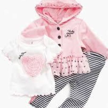 baby girl 2 piece guess