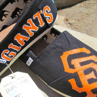 San Francisco Giants Inspired Toms