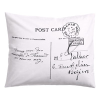 H&M - Pillowcase - White