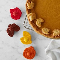 Williams-Sonoma Fall Pie Crust Cutters, Set of 4