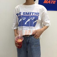 The Smiths Vintage Style T-Shirt