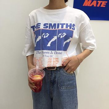 The Smiths Vintage Style Tee