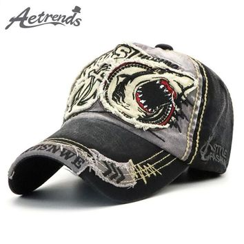 Trendy Winter Jacket [AETRENDS] Fashion man 2018 bone baseball cap luxury brand 5 panel snapback caps men youth a polo fishing golf sports hat Z-6524 AT_92_12