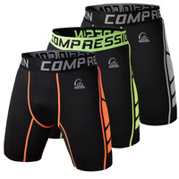 Compression Men's Bermuda Shorts