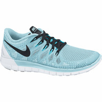 Nike Women's Nike Free 5.0 - Ice Cube Blue/Clearwater-Running Shoes-Women's Shoes-Shoes - Sport Chalet