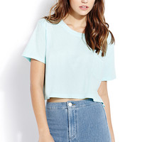 Off Duty Boxy Pocket Tee