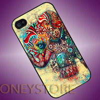Elephant Custom - Photo Print for iPhone 4/4s, iPhone 5/5C, Samsung S3 i9300, Samsung S4 i9500 Hard Case