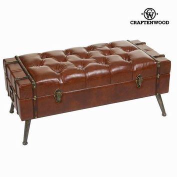 Antoc brown trunk - Relax Retro Collection by Craften Wood