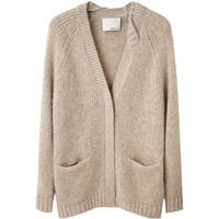 3.1 Phillip Lim Twist Neck Cardigan