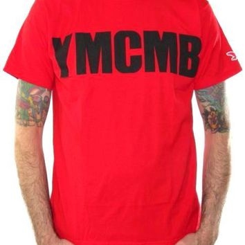 YMCMB T-Shirt - Red