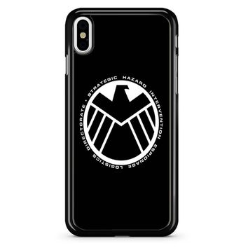 Agents Of Shield iPhone XR Case/iPhone XS Case/iPhone XS Max Case