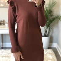 Josephine Sweater Dress