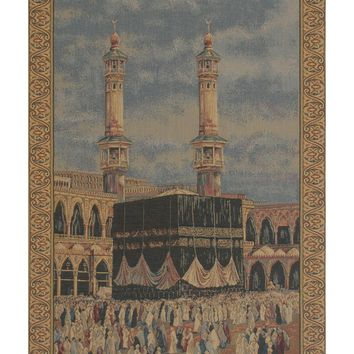 Mecca II Tapestry Wall Art Hanging
