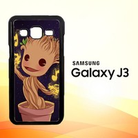 Groot Baby Z0022 Samsung Galaxy J3 Edition 2016 SM-J310 Case