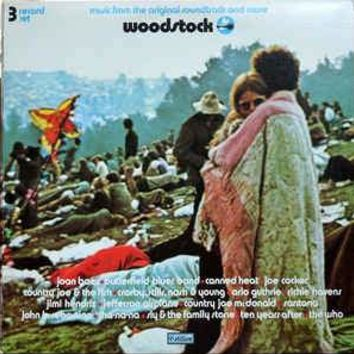 Various - Woodstock - Music From The Original Soundtrack And More (3xLP, Album, Mon)