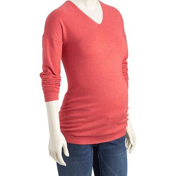 Old Navy Maternity V Neck Pullover
