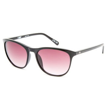 Spy Cameo Sunglasses Black One Size For Men 27745410001