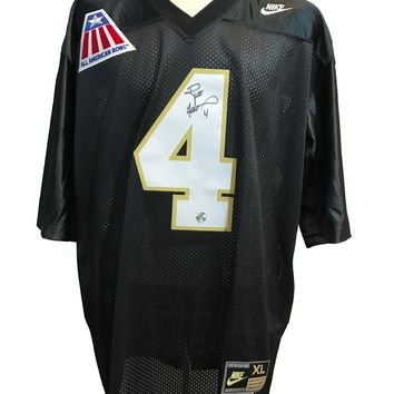 BRETT FAVRE SIGNED SOUTHERN MISSISSIPPI JERSEY COA FAVRE HOLO AUTOGRAPH