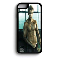 JUSTIN BIEBER iPhone 6 and iPhone 6s Case