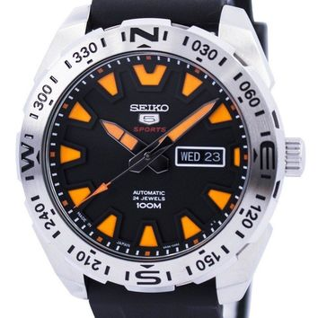 Seiko 5 Sports Automatic 24 Jewels Japan Made SRP741 SRP741J1 SRP741J Men's Watch