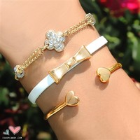 iShopCandy.com | Golden Luck Arm Candy Set