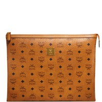 MCM Large Heritage Clutch | Bloomingdales's