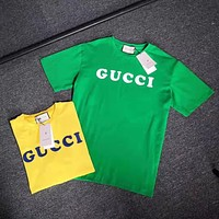 GUCCI Candy color short sleeve T