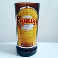 Kahlua Coffee Rum Liqueur Upcycled Bottle Natural Soy Candle NEW!