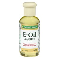 Nature's Bounty Natural Vitamin E-Oil Dietary Supplement