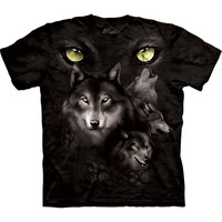 Wolf Moon Eyes T-Shirt